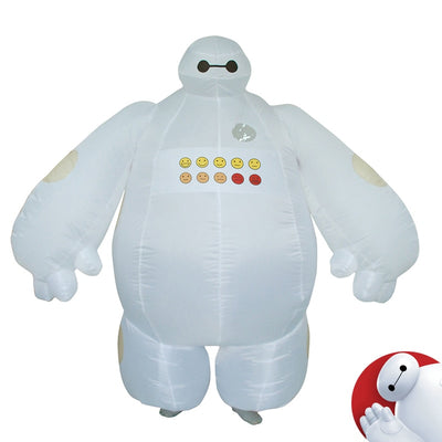 Big Hero 6 Baymax Inflatable Costume For Women Man Adult Mascot - Mirage Novelty World