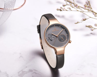 Women Watches Top Luxury Brand Ladies Fashion Simple Quartz Female Waterproof Watch - Mirage Novelty World