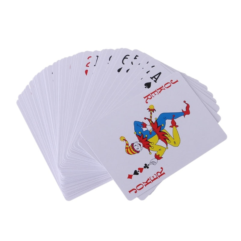 Secret Marked Poker Cards See Through Playing Cards Magic simple but unexpected Magic Tricks - Mirage Novelty World