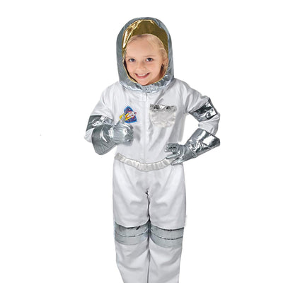 Children's Party Game Astronaut Costume Carnival Role-playing Dressing Ball Boy Rocket - Mirage Novelty World