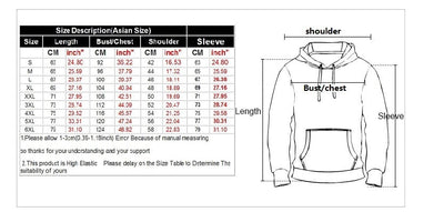 Men Sweatshirts 3D Hoodie Male Tracksuits Pullover Hoody Streetwear Coat With Hat Print - Mirage Novelty World