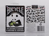 Bicycle Panda Deck Playing Cards Black and White Poker New Pandamonium Magic - Mirage Novelty World