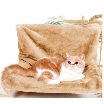 Pets Window Cat Sofa Bed Radiator Hammock Perch Seat Bed Lounge hammocks - Mirage Novelty World