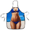Funny Sexy Kitchen Aprons for Women 4 - Mirage Novelty World