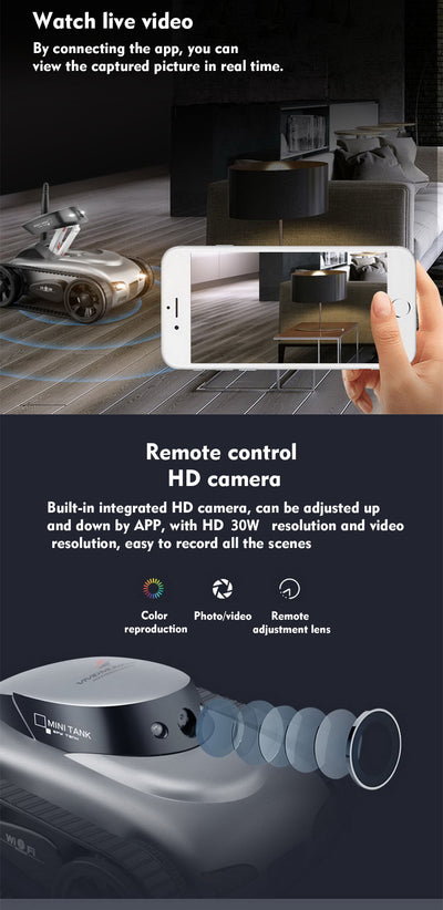 RC Car with camera 777-270 WiFi Remote Control - Mirage Novelty World