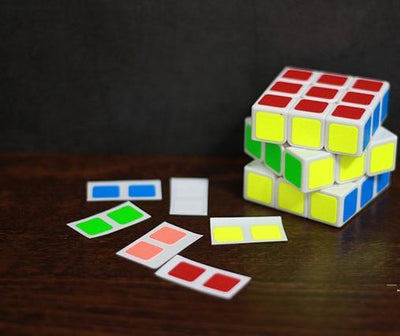 Flash Cube Restore ,Restore Instant Cube - Magic Trick - Mirage Novelty World