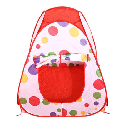 Folded Portable Playhouses Inflatable Pool Tent - Mirage Novelty World