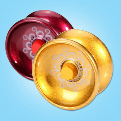 Alloy Aluminum Design Yoyo High Speed Professional YoYo Ball String Trick Yo-Yo Toy - Mirage Novelty World