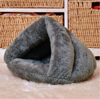 Cotton Teddy Rabbit Bed House For Small Medium Dog - Mirage Novelty World
