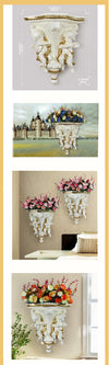 Angel Wall Hanging Vase Creative Home Decoration European - Mirage Novelty World
