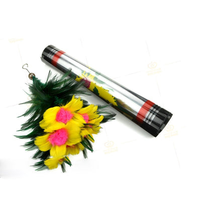 Crystal Flash Flower - Feather,Flower Magic Tricks Party Magic Stage - Mirage Novelty World