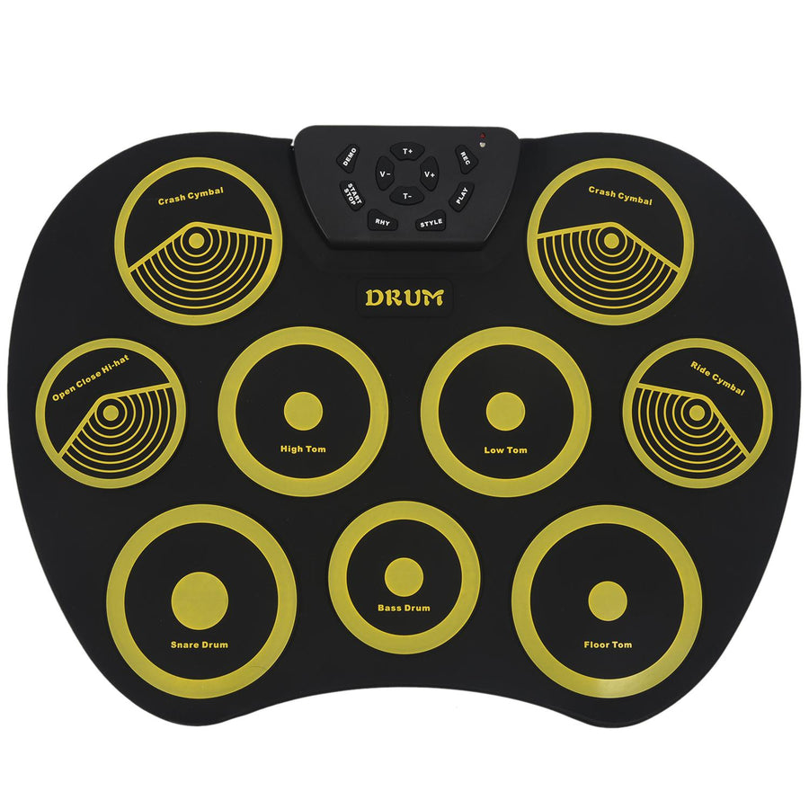 ABGZ-Meideal New Portable DS100 Drums Electronic drum Training Pad