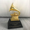 Grammy Trophy Awards By Free DHL ship with black marble base metal Grammy trophy awards Souvenir Gift Prize - Mirage Novelty World