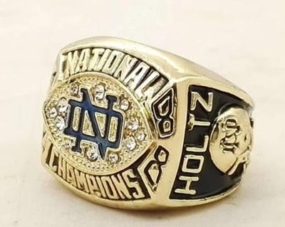 Who Can Beat Our Rings, High Quality 1988 Notre Dame Major League Championship Rings - Mirage Novelty World