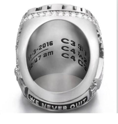 high quality 2017 2016 Chicago World Cubs Championship Ring Men Gift size 8 - 14 - Mirage Novelty World