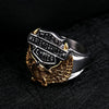 European and American Eagle ring stainless steel ring - Mirage Novelty World