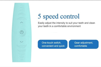 Teeth Whitening Home Kit with USB Charging tool
