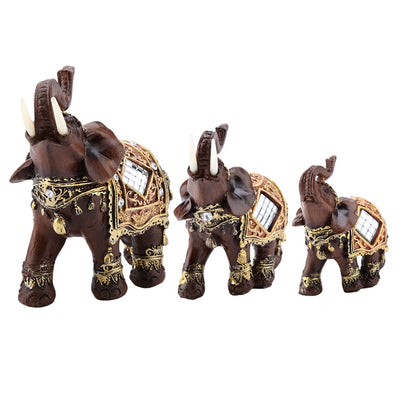 Elephant Crafts for Home Decoration