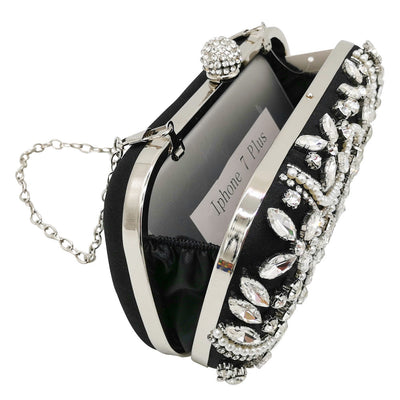 Boutique Crystal Clutches for Vintage Evening Bags and Clutch Bag