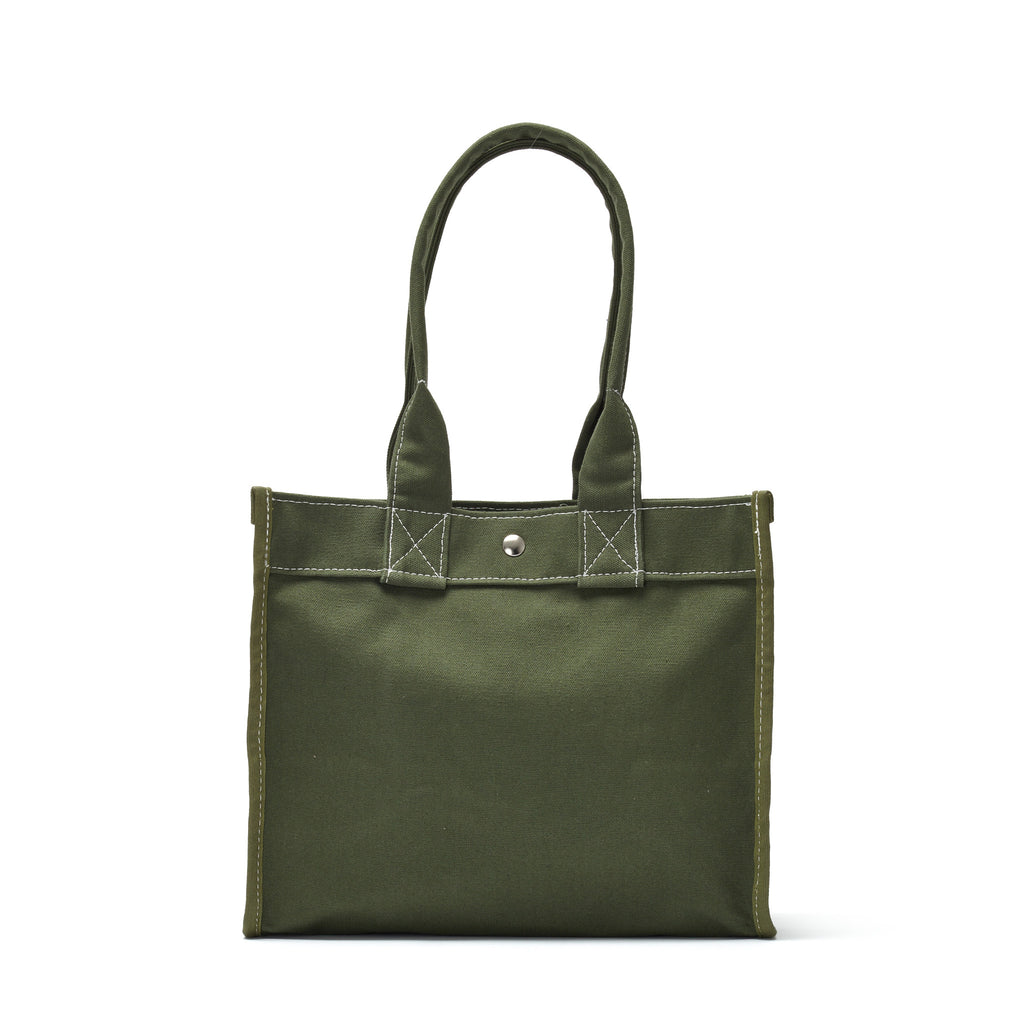 mini field bag - olive