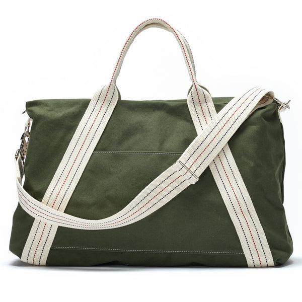 a-frame weekend duffle - olive