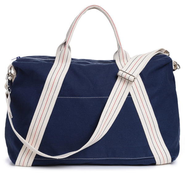 a-frame weekend duffel - navy