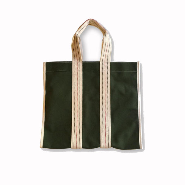 logger tote -olive