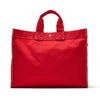 classic field bag - red