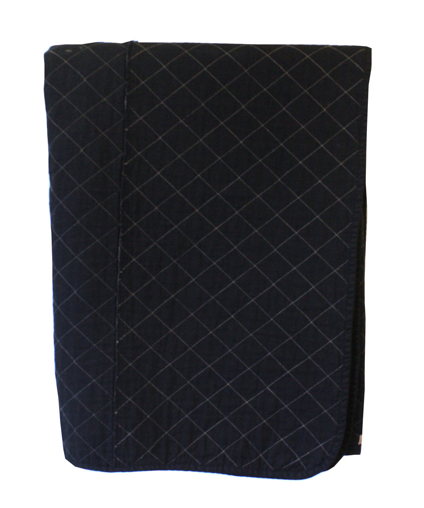 Coverlet - black