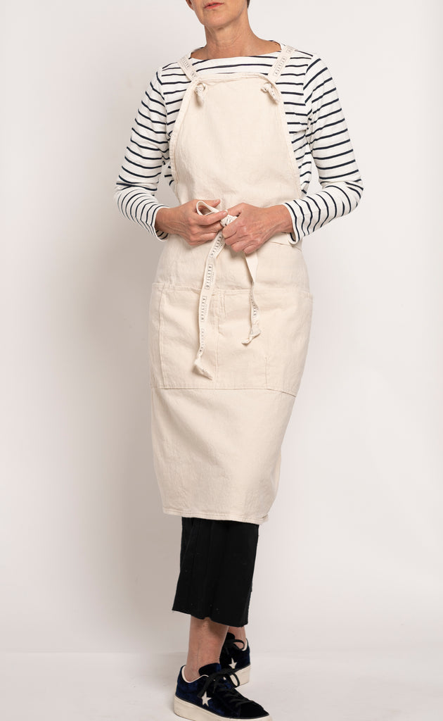 Full Apron - natural