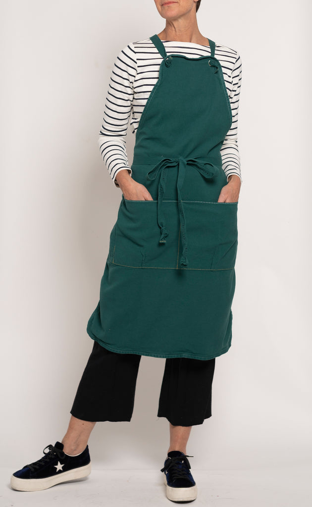 Full Apron - teal