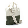 debrief bag - olive