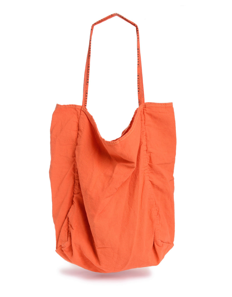 errand tote - orange