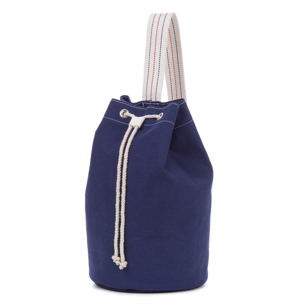 SINGLE STRAP DUFFLE - NAVY