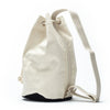 SINGLE STRAP DUFFLE - NATURAL