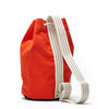 SINGLE STRAP DUFFLE - ORANGE