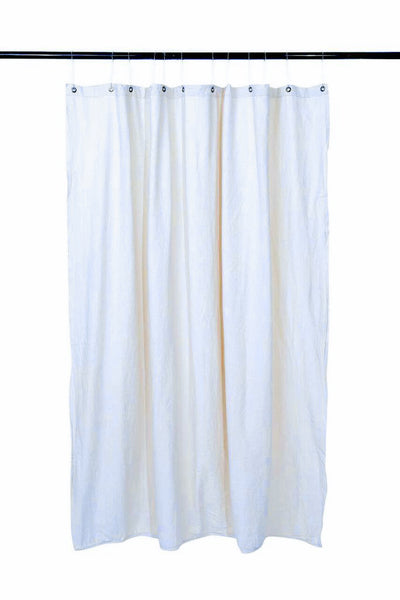 Shower Curtain - bleach white