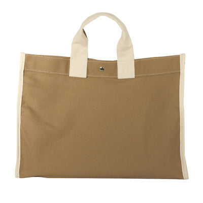 classic field bag - tan/natural