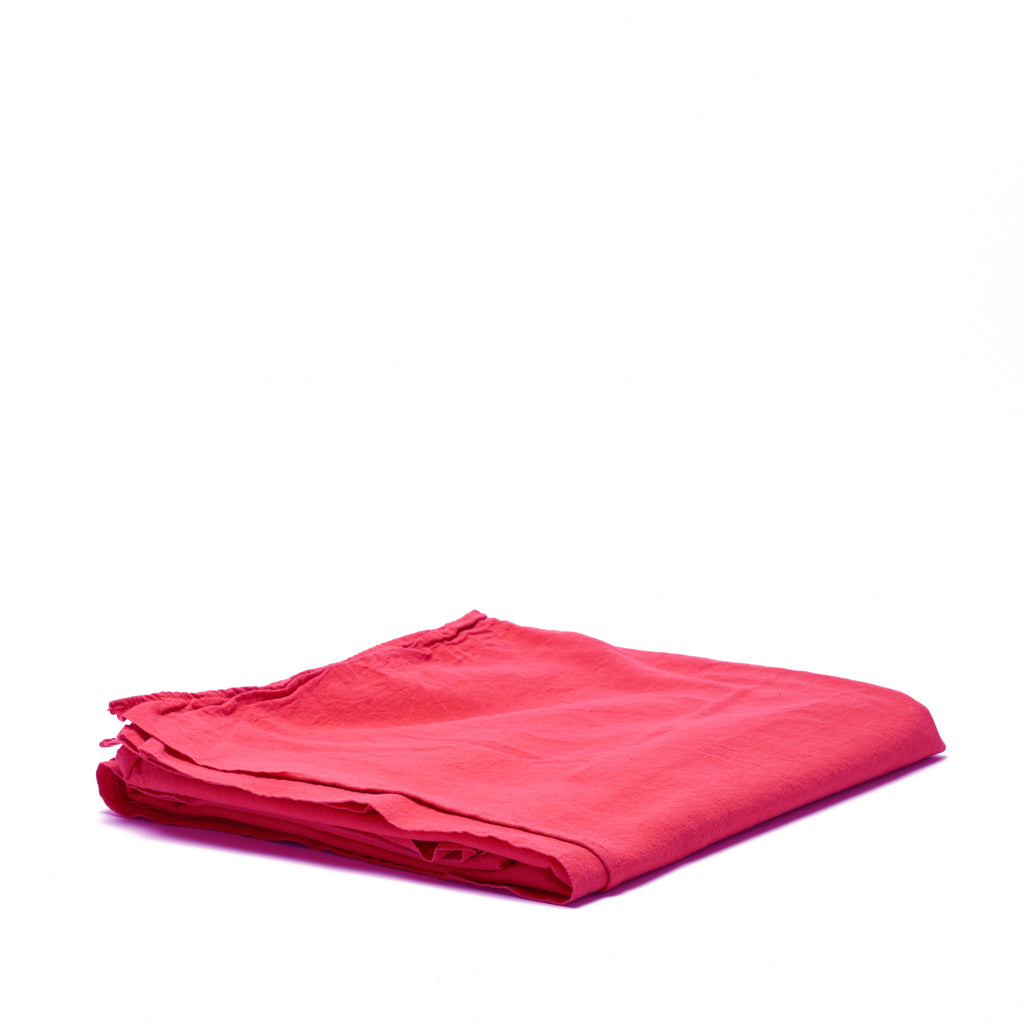 Tarpaulin - red