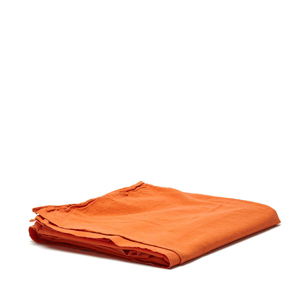 Tarpaulin - orange