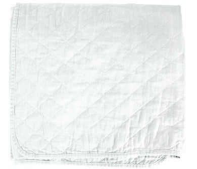 Coverlet White Utility Canvas