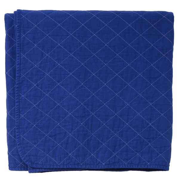 Throw Blanket - indigo