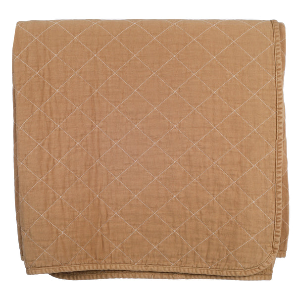 Coverlet - tan