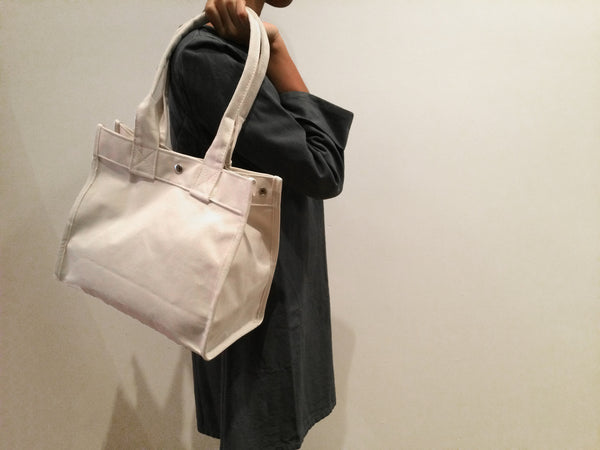 mini field bag - natural