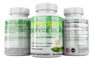 Pure Green Coffee Bean by Nutrality Health