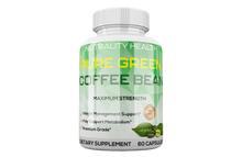 Load image into Gallery viewer, Pure Green Coffee Bean by Nutrality Health