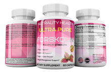 Load image into Gallery viewer, Ultra Pure Forskolin by Nutrality Health