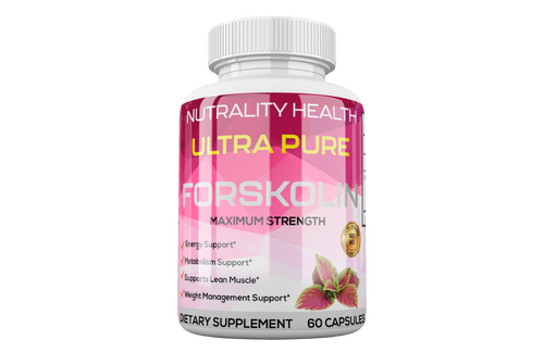 Ultra Pure Forskolin by Nutrality Health
