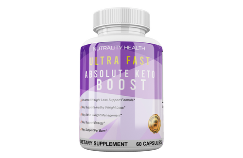 Ultra Fast Absolute Keto Boost by Nutrality Health