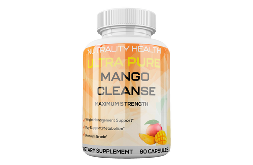 Ultra Pure Mango Cleanse by Nutrality Health